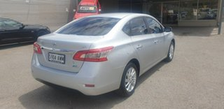 2013 Nissan Pulsar B17 ST Silver 1 Speed Constant Variable Sedan.