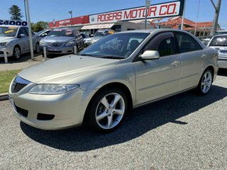 2002 Mazda 6 GG Classic Gold 4 Speed Auto Activematic Sedan.