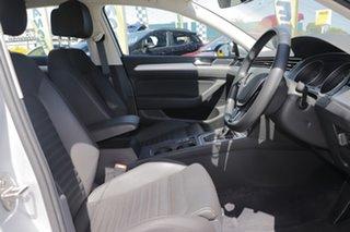 2016 Volkswagen Passat 3C (B8) MY16 132TSI DSG Comfortline Reflex Silver 7 Speed