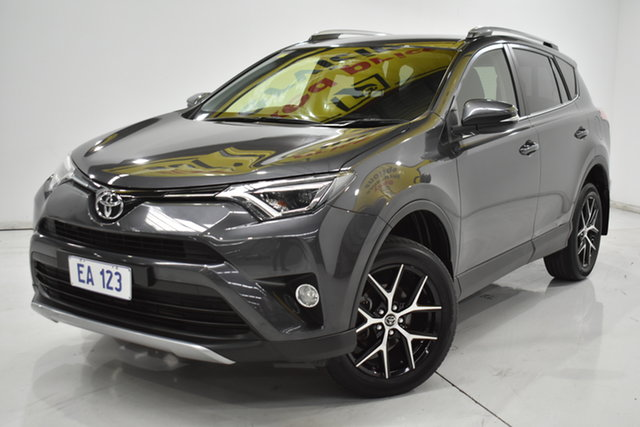 Used Toyota RAV4 ASA44R GXL AWD Brooklyn, 2017 Toyota RAV4 ASA44R GXL AWD Grey 6 Speed Sports Automatic Wagon