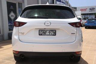 2017 Mazda CX-5 MY17 GT (4x4) White 6 Speed Automatic Wagon
