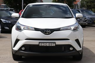 2019 Toyota C-HR NGX10R S-CVT 2WD Crystal Pearl 7 Speed Constant Variable Wagon