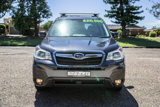 2015 Subaru Forester S4 MY15 2.5i-S CVT AWD Grey 6 Speed Constant Variable Wagon.