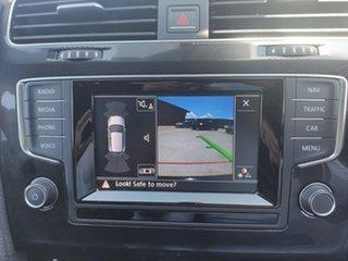 2013 Volkswagen Golf VII MY14 GTI DSG Black 6 Speed Sports Automatic Dual Clutch Hatchback
