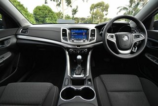 2014 Holden Commodore VF MY14 Evoke Grey 6 Speed Sports Automatic Sedan