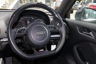 2015 Audi A3 8V MY15 Ambition Sportback S Tronic 7 Speed Sports Automatic Dual Clutch Hatchback