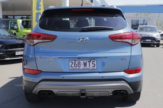 2016 Hyundai Tucson TL MY17 30 D-CT AWD Special Edition Ash Blue 7 Speed