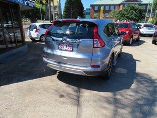 2016 Honda CR-V LE2 Silver Automatic Wagon.