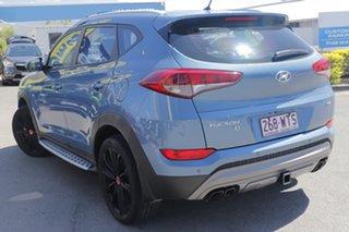 2016 Hyundai Tucson TL MY17 30 D-CT AWD Special Edition Ash Blue 7 Speed.
