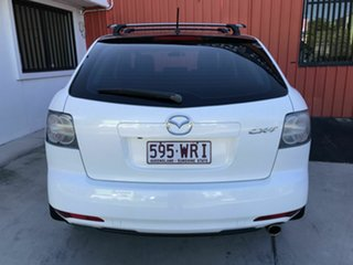 2011 Mazda CX-7 ER10L2 Classic Activematic White 5 Speed Sports Automatic Wagon