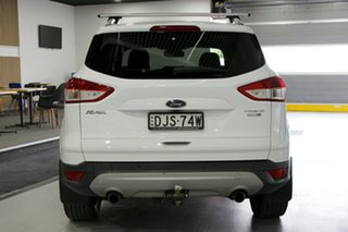 2016 Ford Kuga TF MK 2 Trend (AWD) White 6 Speed Automatic Wagon