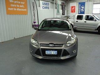 2011 Ford Focus LW Sport PwrShift Grey 6 Speed Sports Automatic Dual Clutch Sedan.