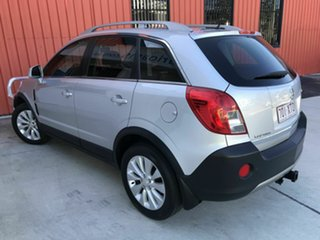 2014 Holden Captiva CG MY15 5 AWD LT Silver 6 Speed Sports Automatic Wagon.
