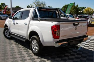 2020 Nissan Navara D23 S4 MY20 ST Polar White 7 Speed Sports Automatic Utility.