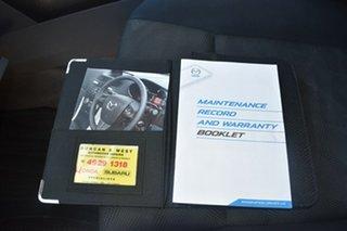 2015 Mazda BT-50 UP0YF1 XT 4x2 Hi-Rider White 6 Speed Manual Utility
