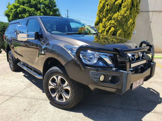 Used Mazda BT-50 UR0YG1 XTR Freestyle Toowoomba, 2017 Mazda BT-50 UR0YG1 XTR Freestyle 6 Speed Sports Automatic Utility