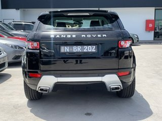 2014 Land Rover Range Rover Evoque L538 MY14 Dynamic Black 9 Speed Sports Automatic Wagon.