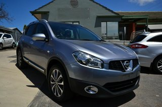 2011 Nissan Dualis J10 Series II TI (4x4) Silver 6 Speed Manual Wagon