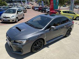 2019 Subaru WRX MY19 Premium (AWD) Grey Continuous Variable Sedan