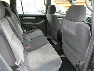 2005 Toyota Landcruiser Prado KZJ120R GXL (4x4) Grey 4 Speed Automatic Wagon
