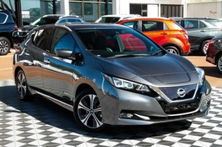 2020 Nissan Leaf ZE1 Gun Metallic 1 Speed Reduction Gear Hatchback.