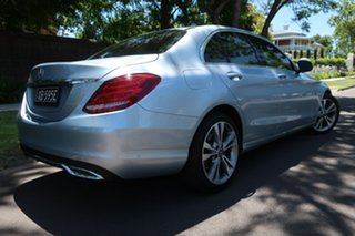 2017 Mercedes-Benz C-Class W205 808MY C200 9G-Tronic 9 Speed Sports Automatic Sedan