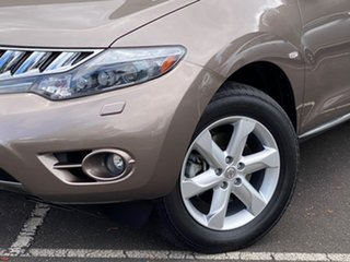 2009 Nissan Murano Z51 TI Bronze 6 Speed Constant Variable Wagon