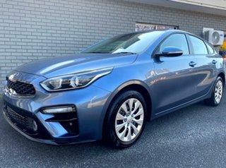 2019 Kia Cerato BD MY19 S Horizon Blue 6 Speed Sports Automatic Hatchback.