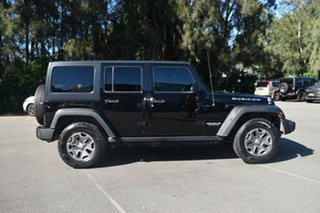 2016 Jeep Wrangler JK MY2016 Unlimited Rubicon Black 5 Speed Automatic Softtop.