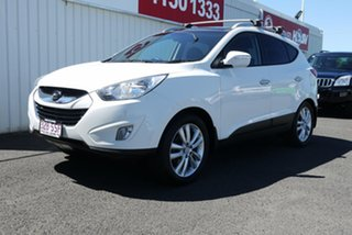2012 Hyundai ix35 LM MY12 Highlander AWD 6 Speed Sports Automatic Wagon
