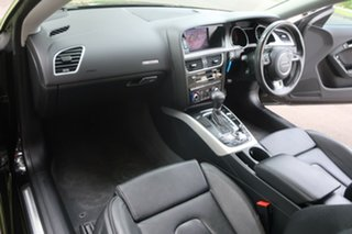 2015 Audi A5 8T MY15 Multitronic Black 8 Speed Constant Variable Coupe