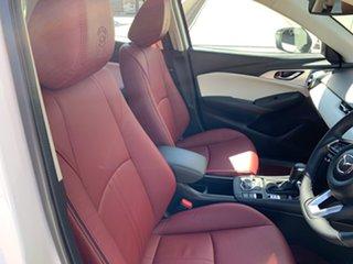 2020 Mazda CX-3 DK2W7A Akari SKYACTIV-Drive FWD LE Snowflake White 6 Speed Sports Automatic Wagon