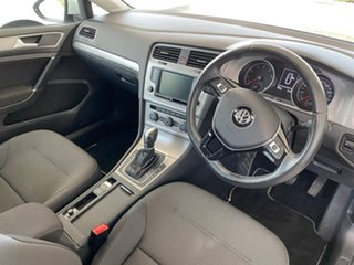 2016 Volkswagen Golf VII MY17 92TSI DSG Comfortline White 7 Speed Sports Automatic Dual Clutch