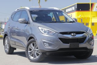 2015 Hyundai ix35 LM3 MY15 Elite AWD Pepper Grey 6 Speed Sports Automatic Wagon.