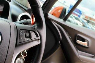 2015 Holden Trax TJ MY15 LS Orange 5 Speed Manual Wagon
