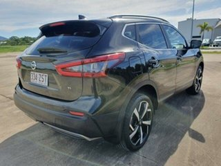 2018 Nissan Qashqai J11 Series 2 Ti X-tronic Black 1 Speed Constant Variable Wagon.
