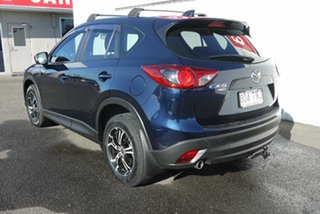 2013 Mazda CX-5 Maxx Sport (4x4) Blue 6 Speed Automatic Wagon