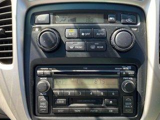 2004 Toyota Kluger MCU28R CVX AWD White 5 Speed Automatic Wagon