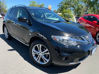 2014 Nissan Murano Z51 Series 4 MY14 TI Black 6 Speed Constant Variable Wagon.