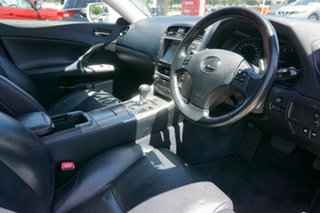2010 Lexus IS GSE20R MY10 IS250 Sports Luxury Silver 6 Speed Sports Automatic Sedan
