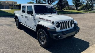 2020 Jeep Gladiator JT MY20 Rubicon Pick-up Bright White 8 Speed Automatic Utility.