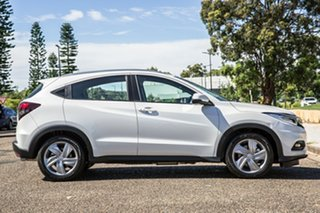 2020 Honda HR-V MY21 VTi-S White 1 Speed Constant Variable Hatchback