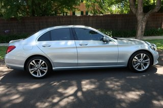 2017 Mercedes-Benz C-Class W205 808MY C200 9G-Tronic 9 Speed Sports Automatic Sedan.