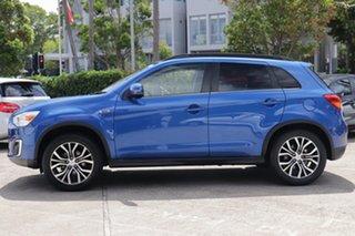 2015 Mitsubishi ASX XB MY15.5 LS (2WD) Continuous Variable Wagon