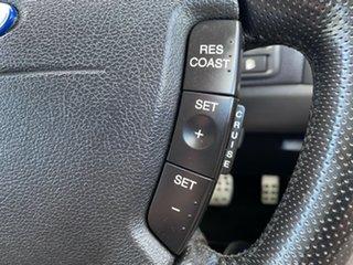 2006 Ford Falcon BF XR6 Green 6 Speed Sports Automatic Sedan