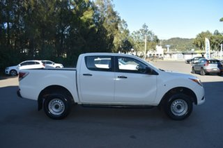 2015 Mazda BT-50 UP0YF1 XT 4x2 Hi-Rider White 6 Speed Manual Utility