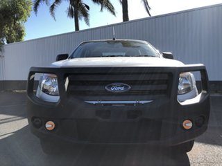 2014 Ford Ranger PX XL White 6 Speed Sports Automatic Cab Chassis