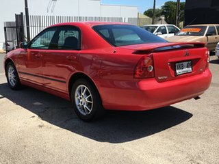 2004 Mitsubishi Magna TL ES 4 Speed Sports Automatic Sedan