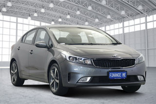 2017 Kia Cerato YD MY17 Sport Grey 6 Speed Sports Automatic Sedan.