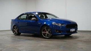 2015 Ford Falcon FG X XR8 Blue 6 Speed Sports Automatic Sedan.